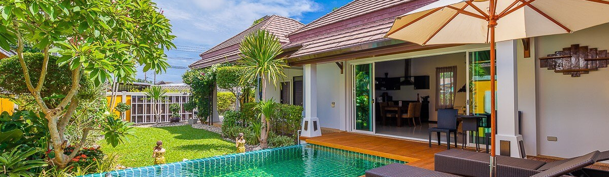Phuket Villas and Houses for Sale