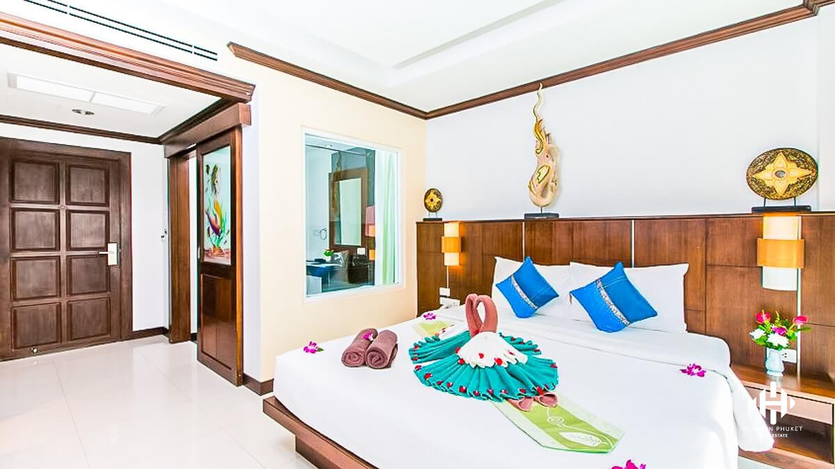 Modern 98 Room Hotel in Patong