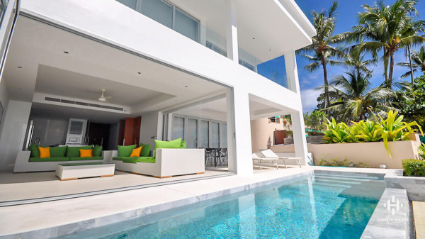 Spectacular Beachfront Villa near Patong