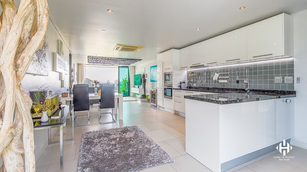 Spectacular Sea View Penthouse in Patong