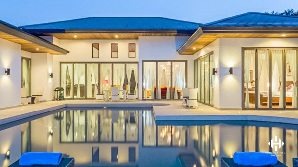 Fantastic 3-Bed Villa near Bangtao Beach