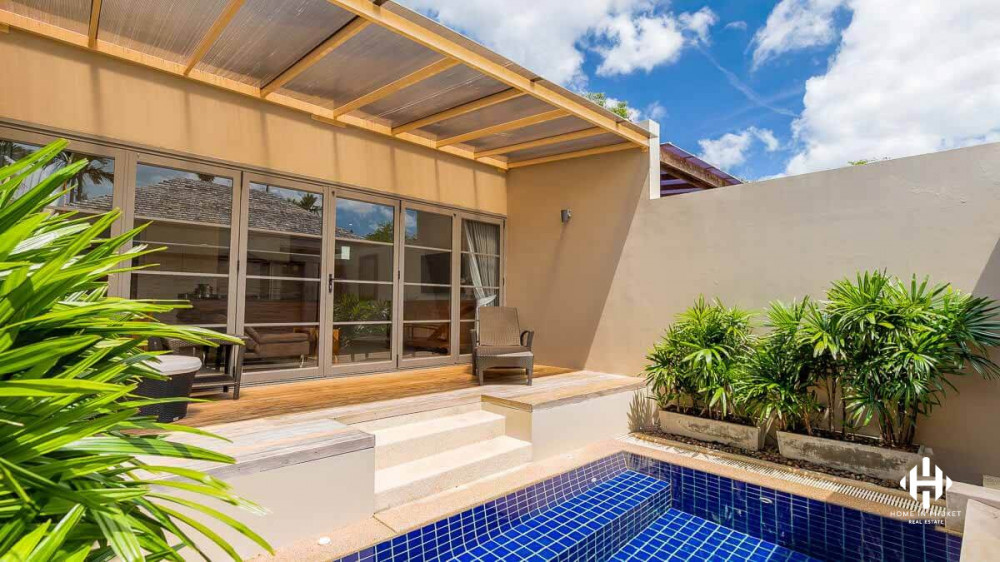 1-Bedroom Pool Villa in Bangtao