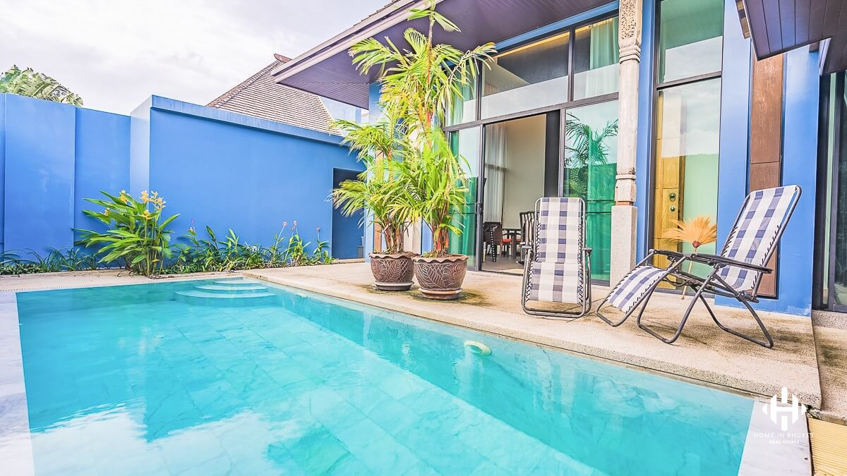 Sino Modern Pool VIlla in Cherngtalay